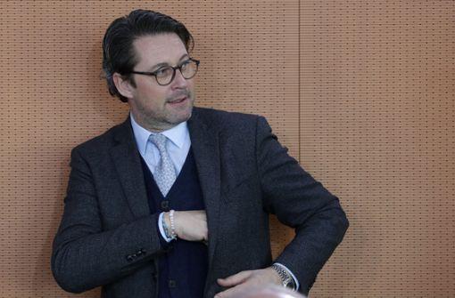 Andreas Scheuer lehnt Pflichtprüfung für Senioren ab