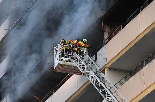 Keine Hinweise auf Brandstiftung