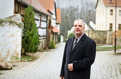 Vom Bürgermeister zum Binnenflüchtling