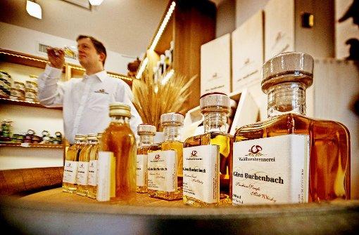 Whiskylobby verklagt kleine Brennerei