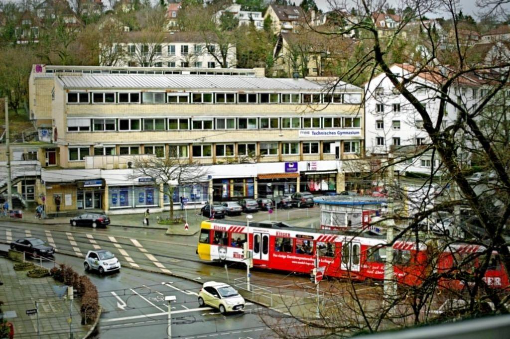 Der Stöckachplatz soll neu gestaltet werden. Foto: Lichtgut/Max Kovalenko
