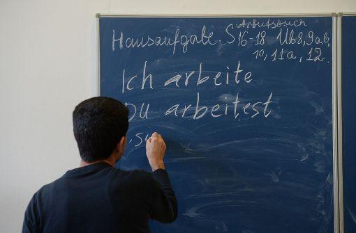 Keine Steuern mehr für Deutschkurse