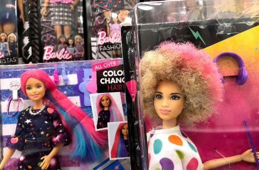 Barbie-Puppen verkaufen sich immer schlechter