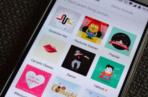 Mädchen und freizügige Clips: Video-App hat ein Missbrauch-Problem