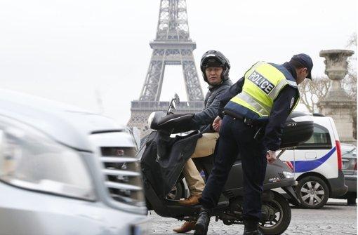 Paris atmet auf