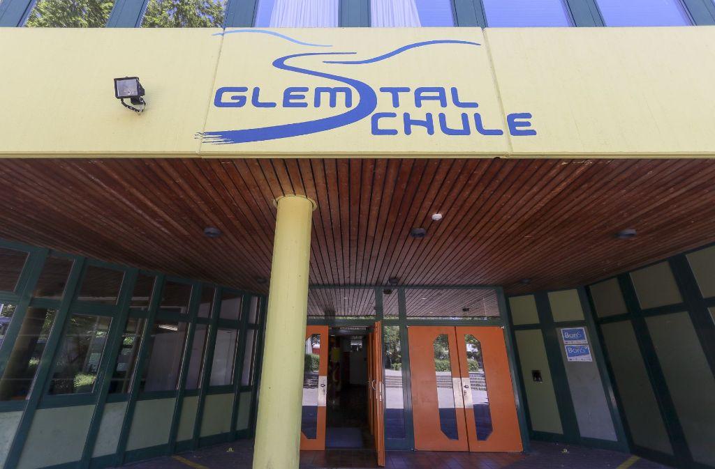 Die Glemstalschule bleibt weiter in der Diskussion. Foto: factum/Granville