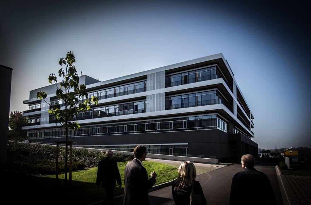 Vor einigen Jahren hat schon das Irmgard-Bosch-Bildungszentrum einen Neubau bekommen. Foto: Achim Zweygarth - lichtgut