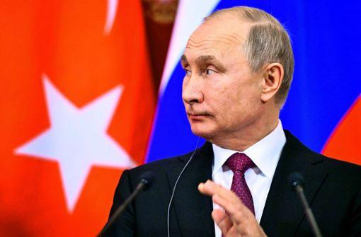 So nimmt Russland Afrika ins Visier
