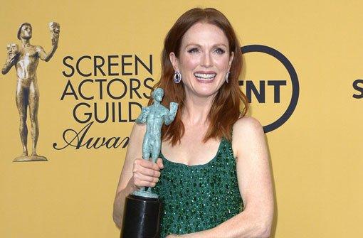 Oscar-Favoriten räumen ab