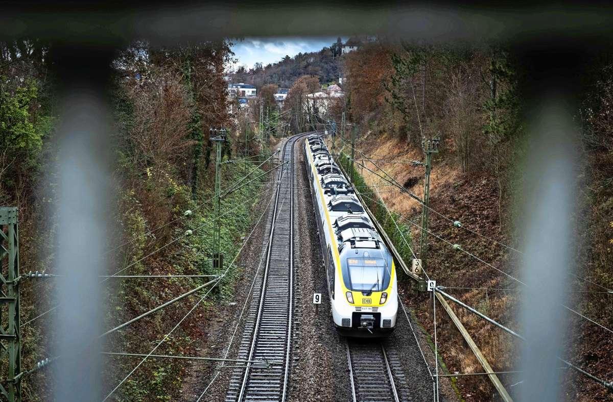 Bahnstrecke (Symbolbild) Foto: Lichtgut/Achim Zweygarth/Achim Zweygarth