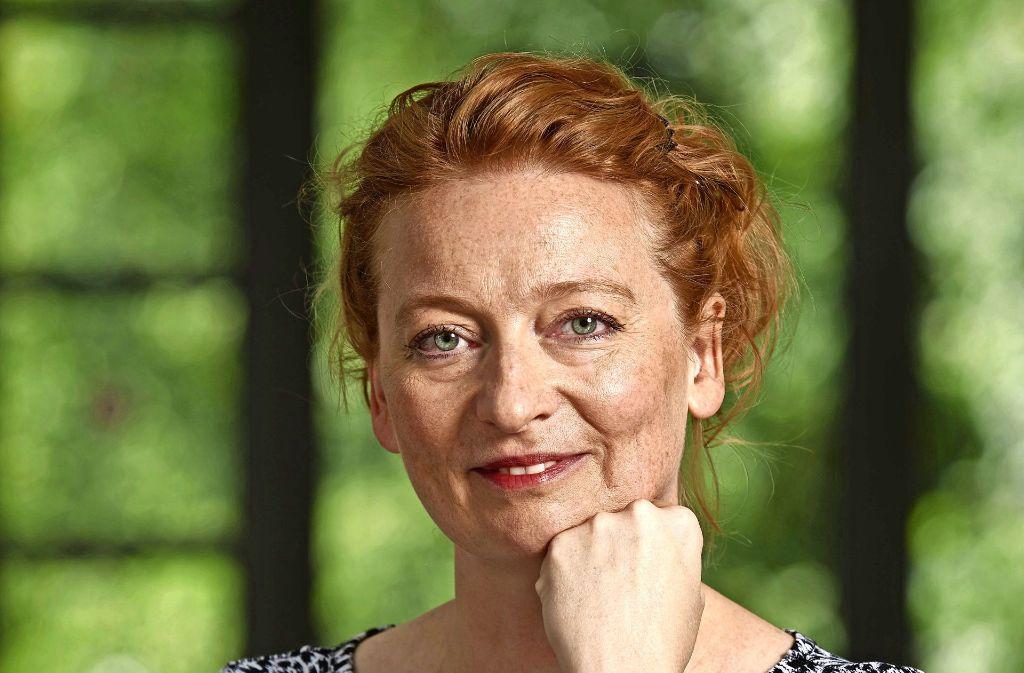 Die Stuttgarter Operndirektorin geht als Intendantin nach Strasbourg: Eva Kleinitz Foto: Sigmund