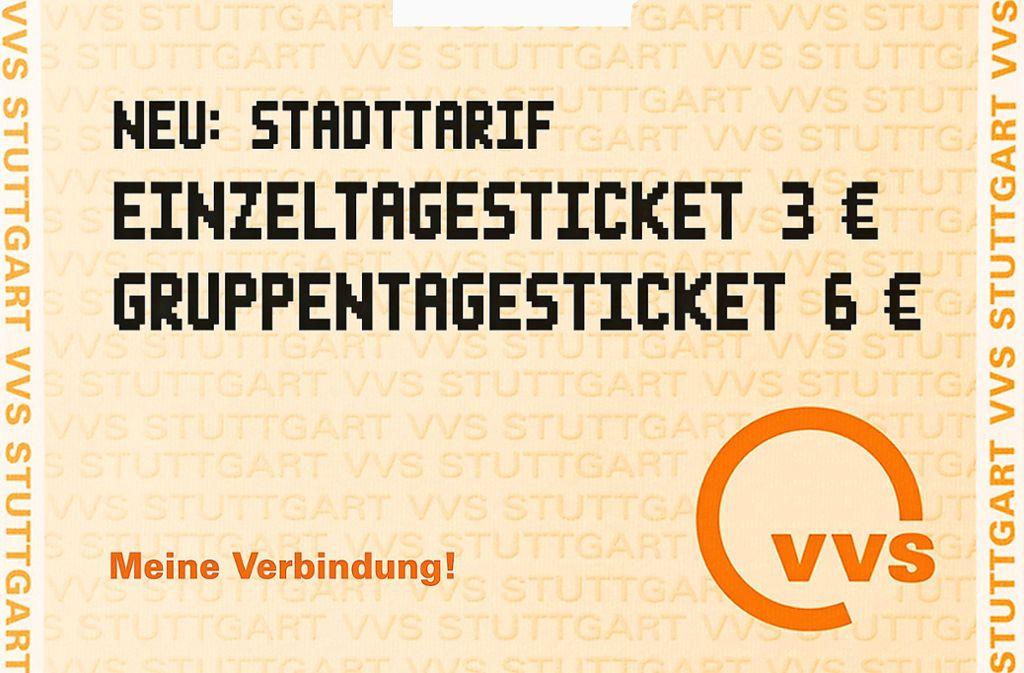 Ab 2020 soll es das Stadtticket auch in Leonberg und Renningen geben. Foto: VVS