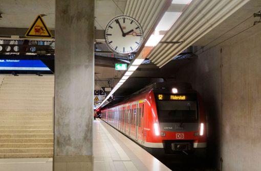 Region prüft neue S-Bahn-Verbindung bis nach Nürtingen