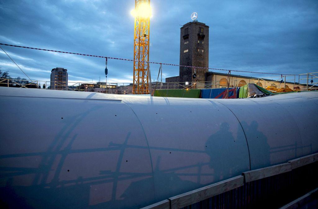 Wie der Stand der Dinge bei Stuttgart 21 ist, diskutiert am Freitag der Lenkungskreis – zum nun schon 20. Mal. Foto: Lichtgut/Leif Piechowski