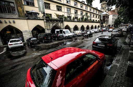 """CDU sieht """"Parkplatzvernichter am Werk"""