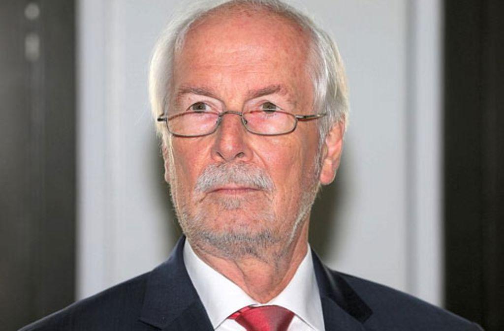 Nach der Entlassung von Harald Range wird der Ruf nach Konsequenzen lauter. Foto: AP