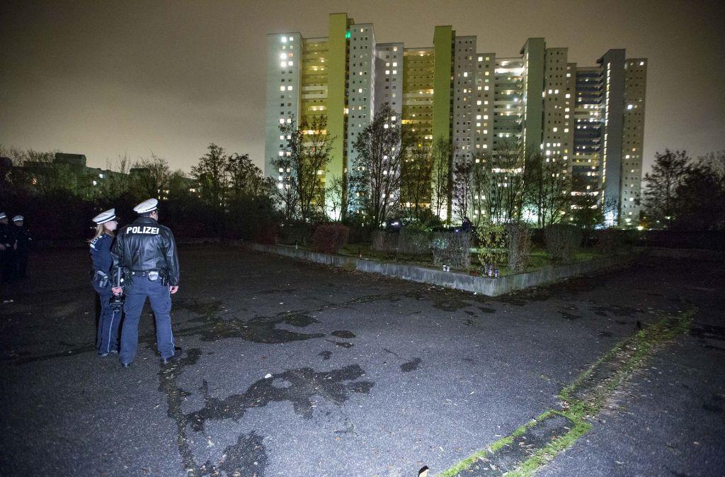 Wie bei West Side Story: Immer wieder wird die Polizei wegen Straßenbanden auf den Plan gerufen. Foto: 7aktuell/ Oskar Eyb