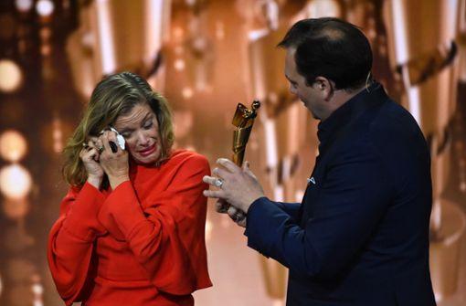 Goldene Lola für Romy-Schneider-Film und Marie Bäumer