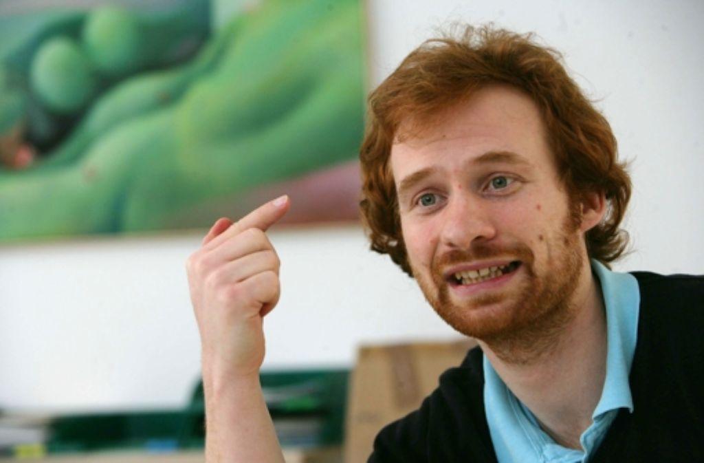 Hannes Rockenbauch will eine andere Stadtpolitik. Foto: Achim Zweygarth