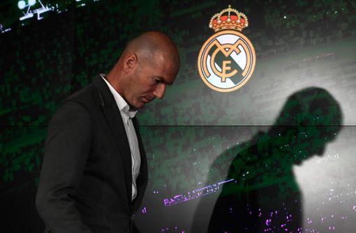 Zinédine Zidane – der Moderator wird zum Komponisten