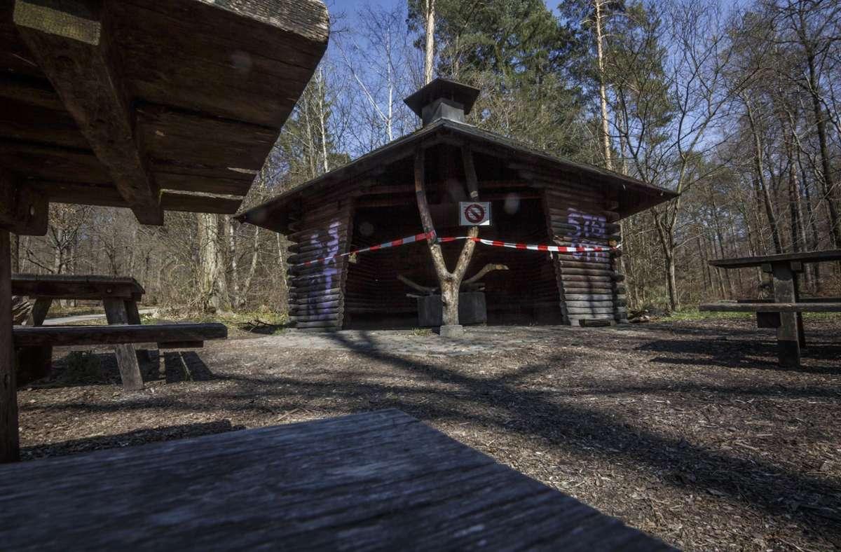Die Grillstellen im Stuttgarter Stadtwald waren seit Ende Juli gesperrt, nun sind sie wieder offen. (Archivbild) Foto: Lichtgut/Julian Rettig