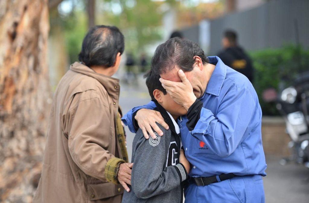Die Menschen in Torreón sind fassungslos. Foto: dpa/Ernesto Ramírez
