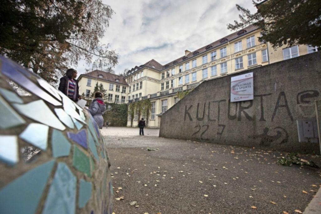 An der Lerchenrainschule sollen neue Lernformen angeboten werden. Foto: Michael Steinert
