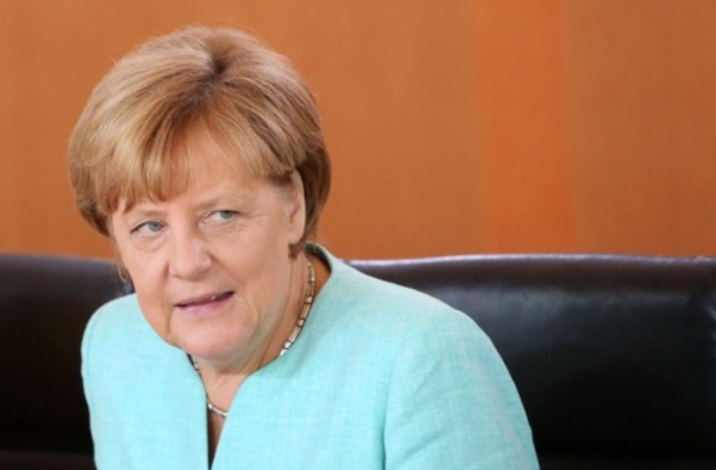 Bundeskanzlerin Angela Merkel ist mit der ungarischen Haltung zur Flüchtlingskrise Europas nicht einverstanden. (Archivbild) Foto: Getty