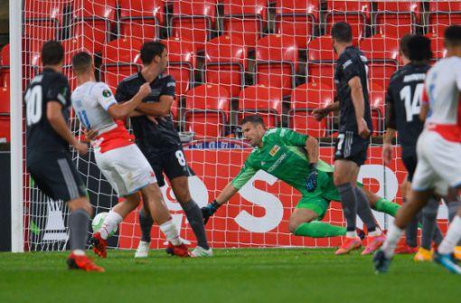 Union Berlin belohnt sich nicht: Bitteres 1:3 bei Slavia Prag