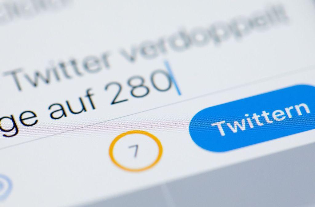 Rindfleischetikettierungsüberwachungsaufgabenübertragungsgesetz und andere herrlich lange deutsche Worte haben nun endlich Platz auf Twitter. Das ist nicht für alle Nutzer ein Grund zur Freude. Foto: dpa