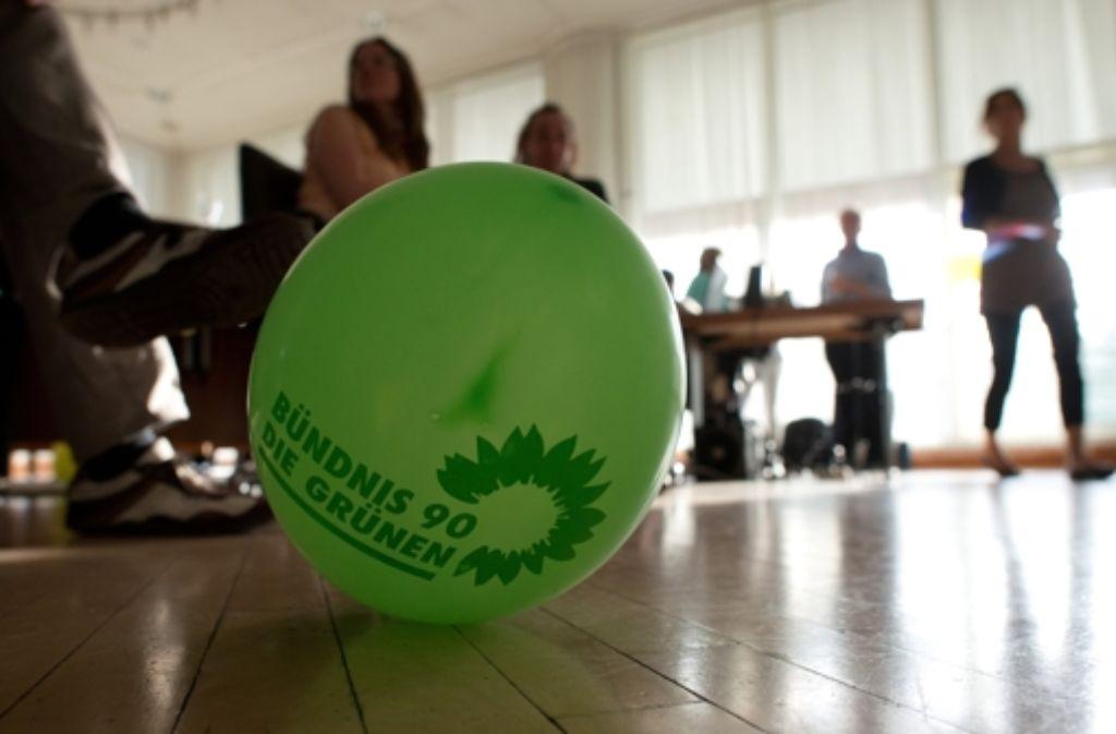 Die Grünen gehören zu den Siegern der Kommunalwaheln in Baden-Württemberg. Foto: dpa