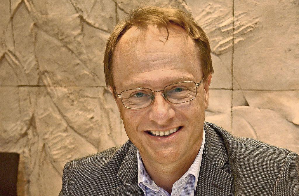 Markus Hengstschläger ist ein begnadeter Redner. Foto: FZ