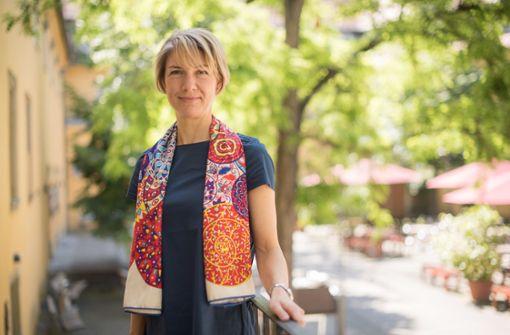 So tickt Stuttgarts neue Sozialbürgermeisterin