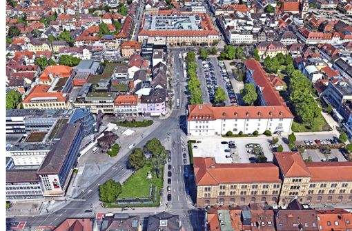 Verbannt Ludwigsburg Autos aus der City?