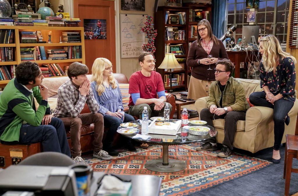 """Big Bang Theory"" wird nach der zwölften Staffel beendet. Foto: CBS ENTERTAINMENT"