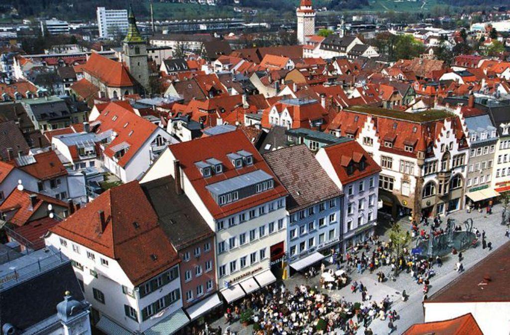 Ravensburg geht mit einem neuen Zentrum ganz eigene Wege zur Gründerkultur. Foto: Stadt Ravensburg