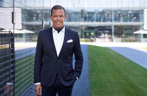 Neuer Chef krempelt Hugo Boss um