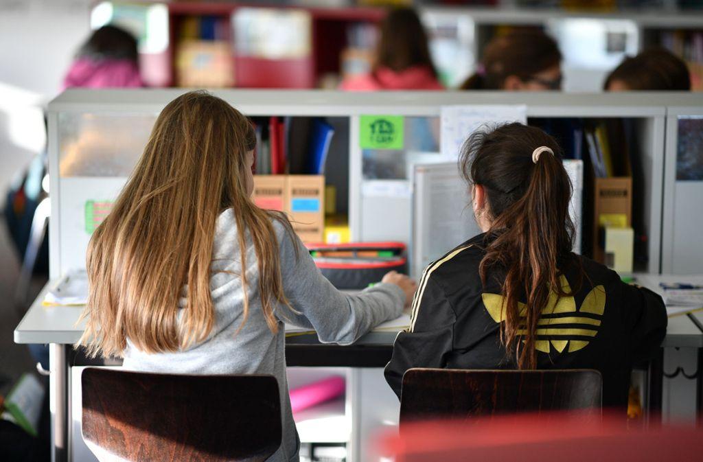 Die Ganztagsschule gilt als pädagogisch wertvoll, sie wird aber wenig nachgefragt. Foto: dpa/Felix Kästle