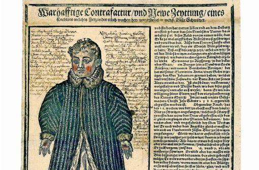 Fake-News vor 500 Jahren