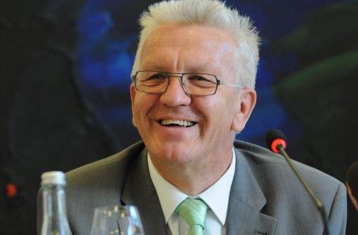 Kretschmann weist SPD-Kritik zurück