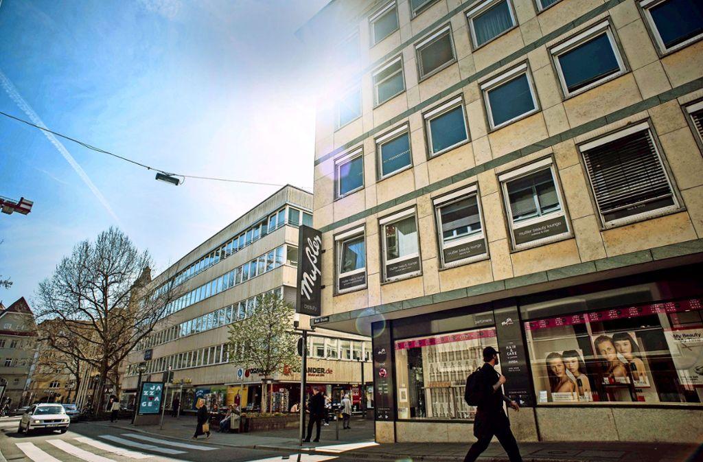 Ende einer Ära: Auch die  Mußler-Filiale an der Hirschstraße wechselt Namen und  Eigentümer. Die Mitarbeiter werden übernommen. Foto: Lichtgut/Max Kovalenko