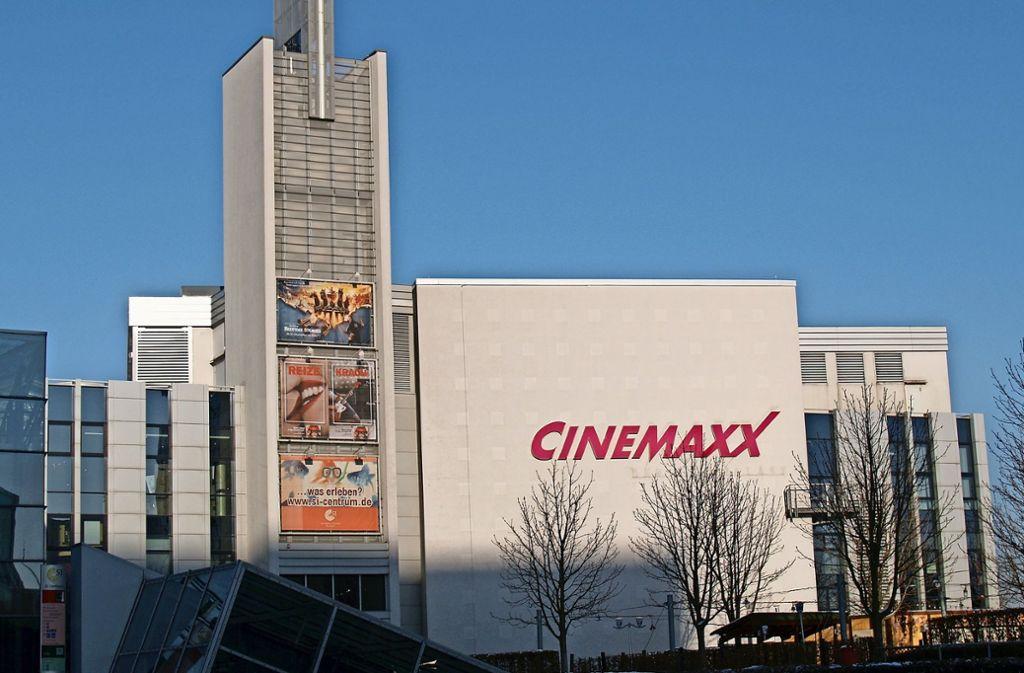 Das Cinemaxx  an der Plieninger Straße feiert Geburtstag. Foto: Veranstalter
