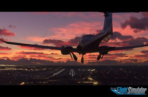 Microsoft kündigt neuen Flight Simulator an