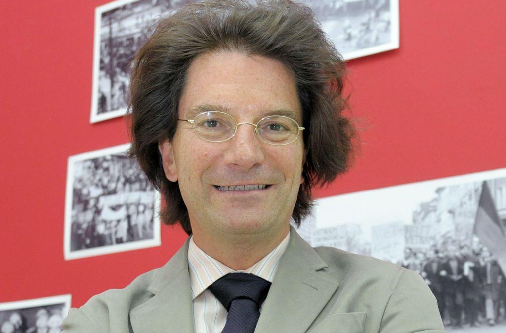 Der Historiker Edgar Wolfrum leitet die Forschungsstelle Antiziganismus Edgar Wolfrum leitet die Forschungsstelle Antiziganismus. Foto: dpa