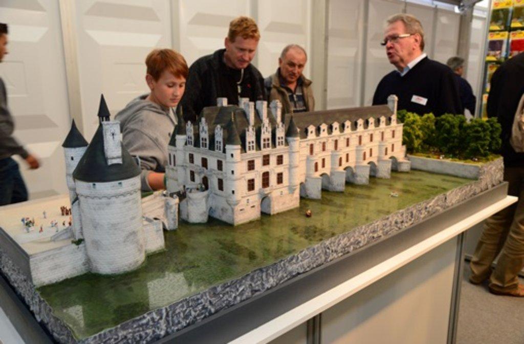 Die Märklin-Tage in Göppingen ziehen Modelleisenbahnenthusiasten aus ganz Deutschland an. Foto: FRIEBE PR/ Sven Friebe