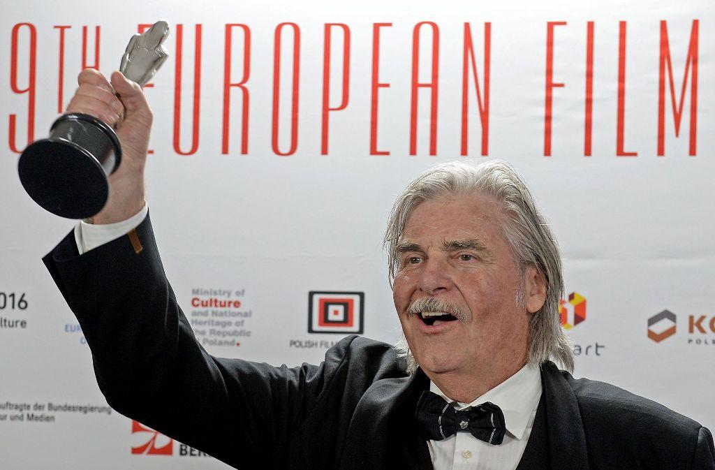 """Der Film """"Toni Erdmann"""" wurde jetzt auch für den Golden Globe nominiert. In unserer Bildergalerie sehen Sie Fotos vom Filmpreis aus Breslau. Foto: AFP"""
