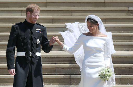 Ihr Hochzeitskleid birgt ein romantisches Geheimnis