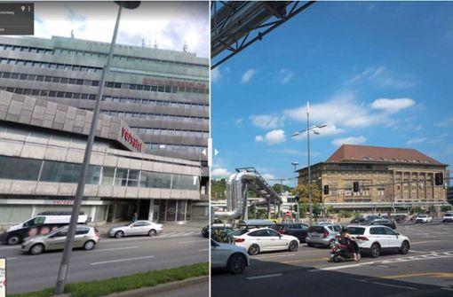 So sah Stuttgart noch vor zehn Jahren aus
