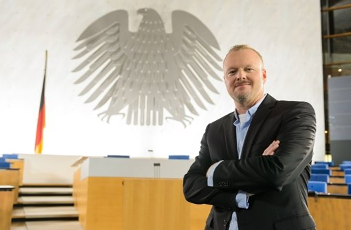 Stoiber schlägt Stefan Raab als Co-Moderator fürs TV-Duell vor