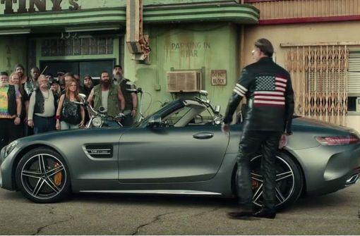 """Mercedes Benz macht Peter Fonda zum """"Easy Driver"""""""